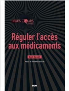 Réguler l'accès aux médicaments Cyril BenoîtA
